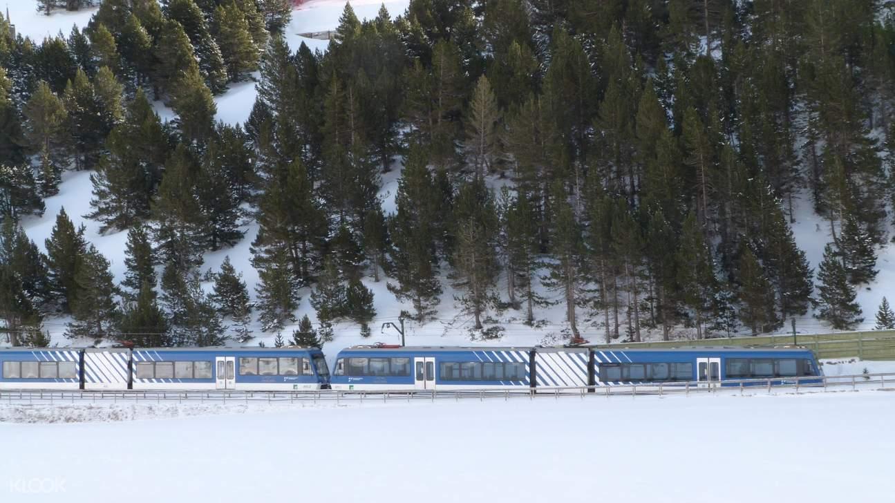 西班牙滑雪,比利牛斯山滑雪,努里亞山谷,巴塞羅那到比利牛斯山
