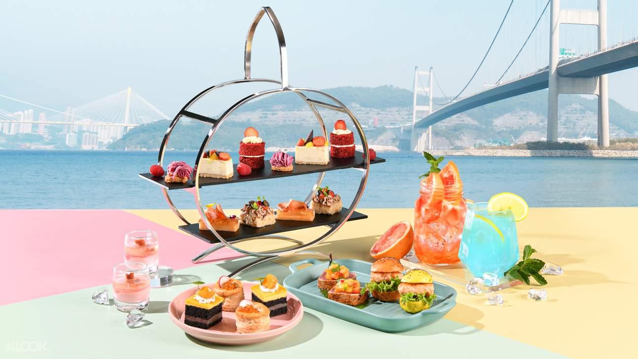 [June Special] Afternoon Tea Set