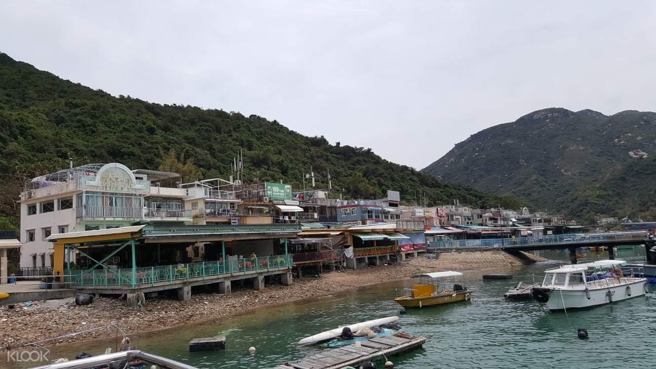 香港張保仔號帆船遊(南丫島航程)