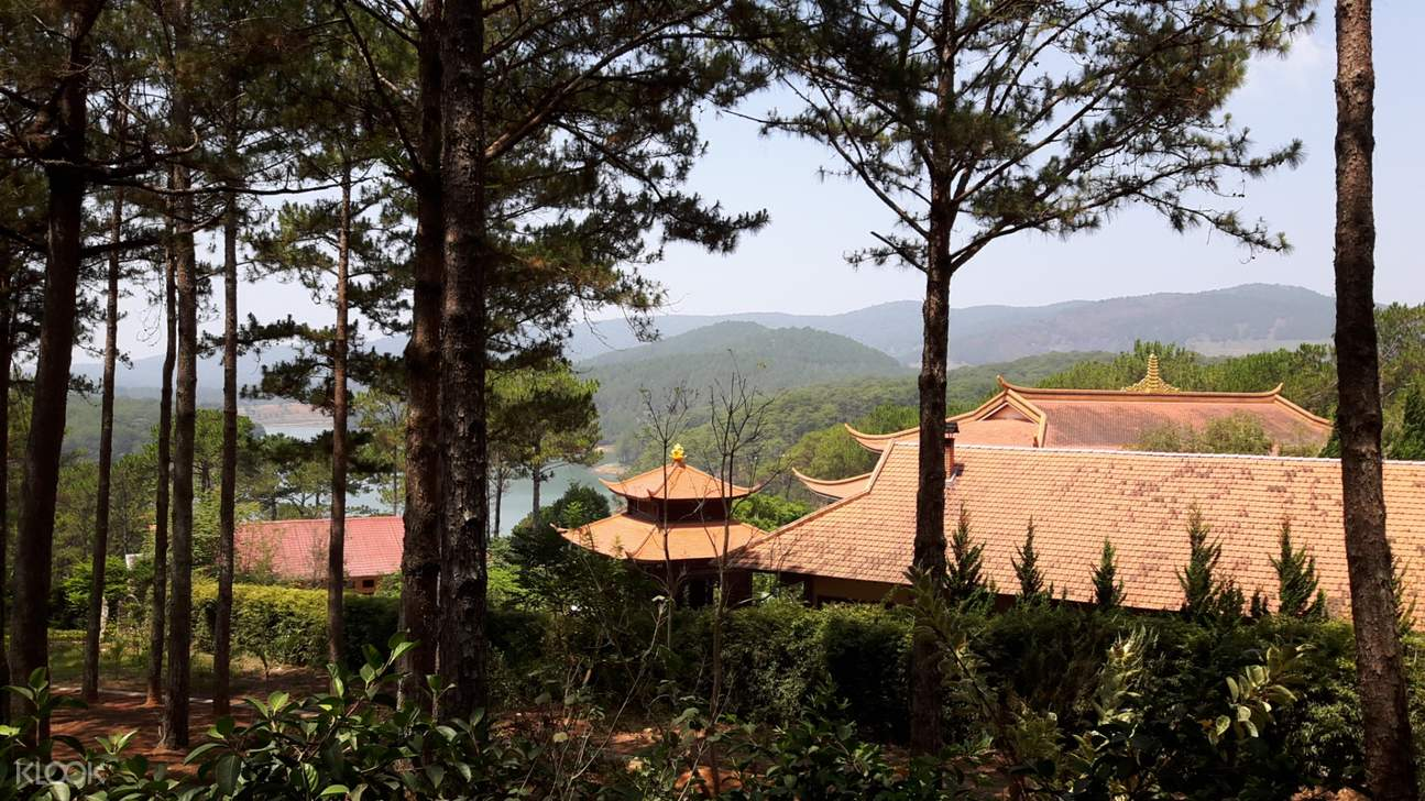 竹林禪院(Truc Lam Zen Monastery )
