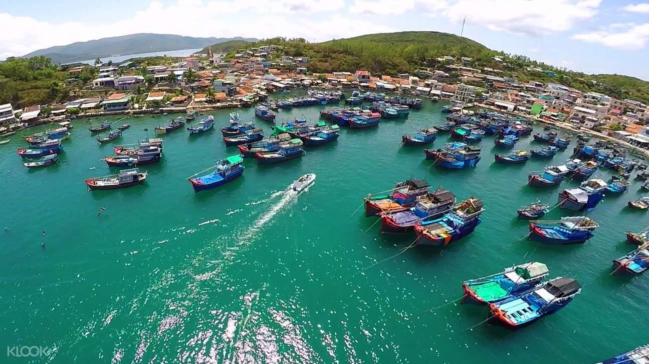 Cau Da Port