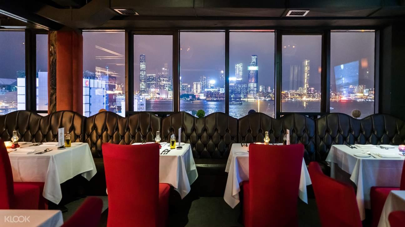 el dining causeway bay victoria harbour hong kong