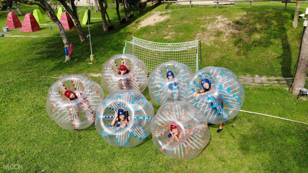 Sai Yuen Adventure - Bubble Soccer