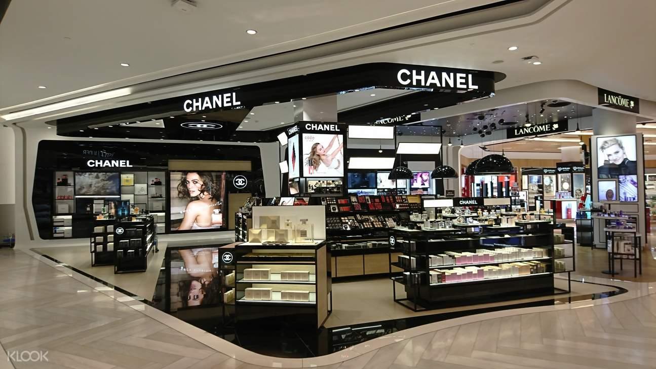 泰国 芭提雅 王权免税购物中心优惠券(曼谷机场取货)