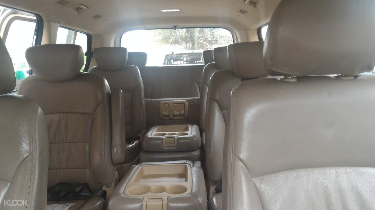 kuala lumpur private car charter