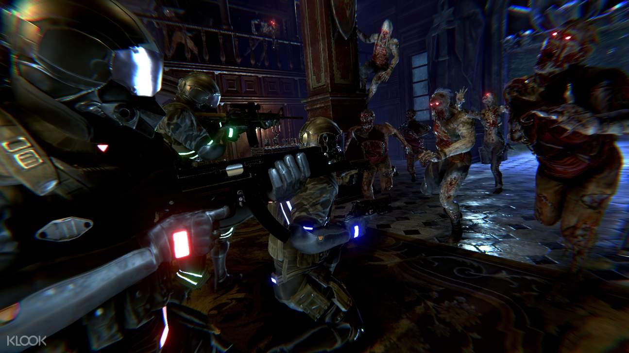 alien virtual reality game
