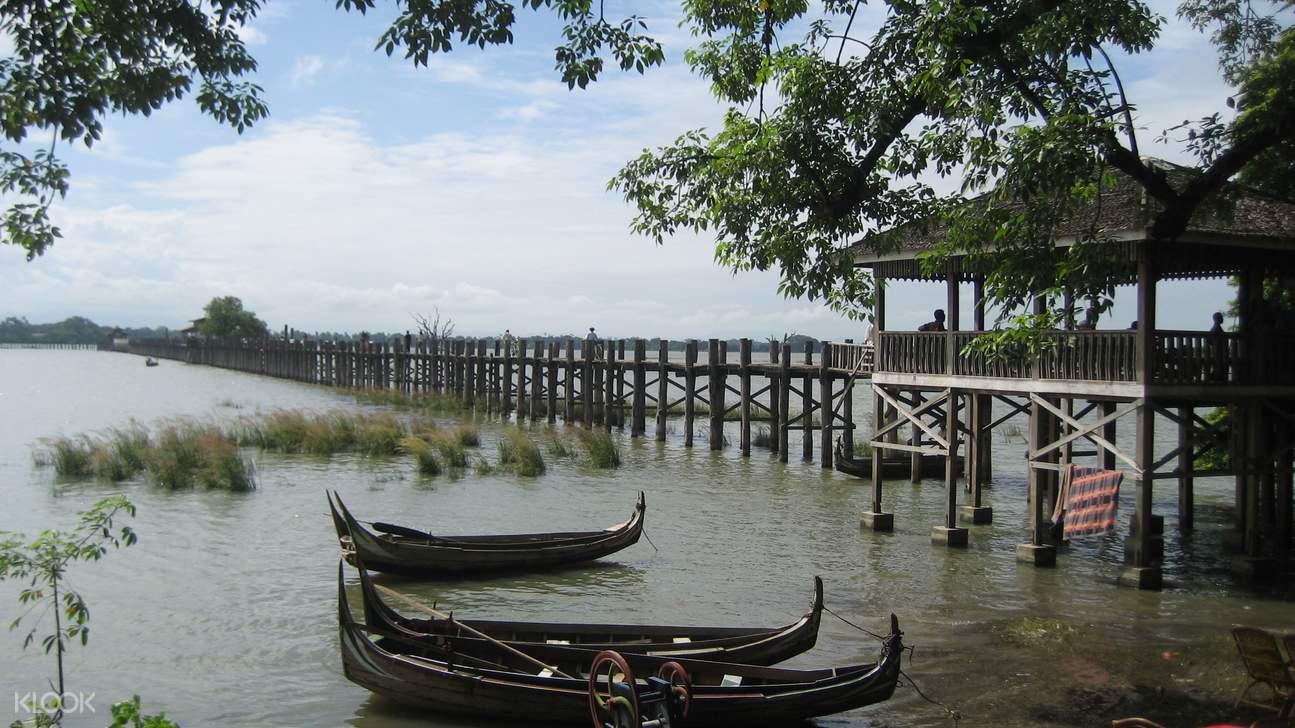 u bein bridge amarapura