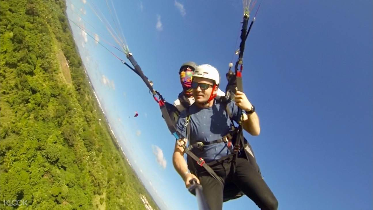 paragliding in philippines