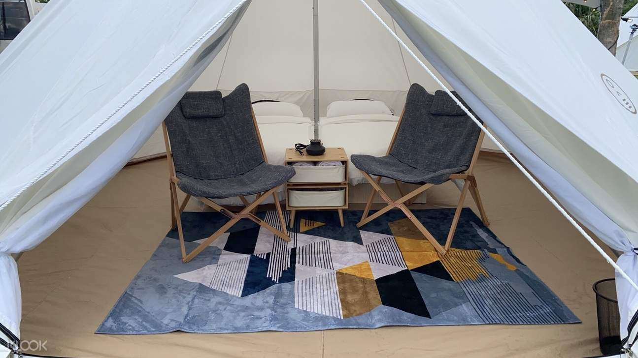 半島秘境 露營帳篷
