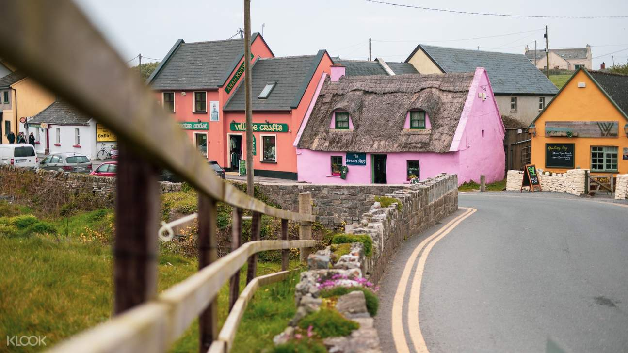 pink house of doolin