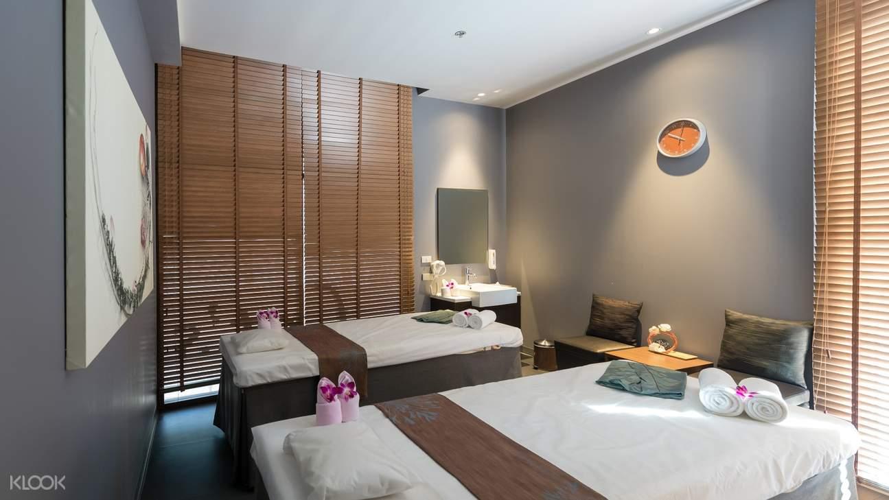 曼谷Let's Relax Spa按摩体验