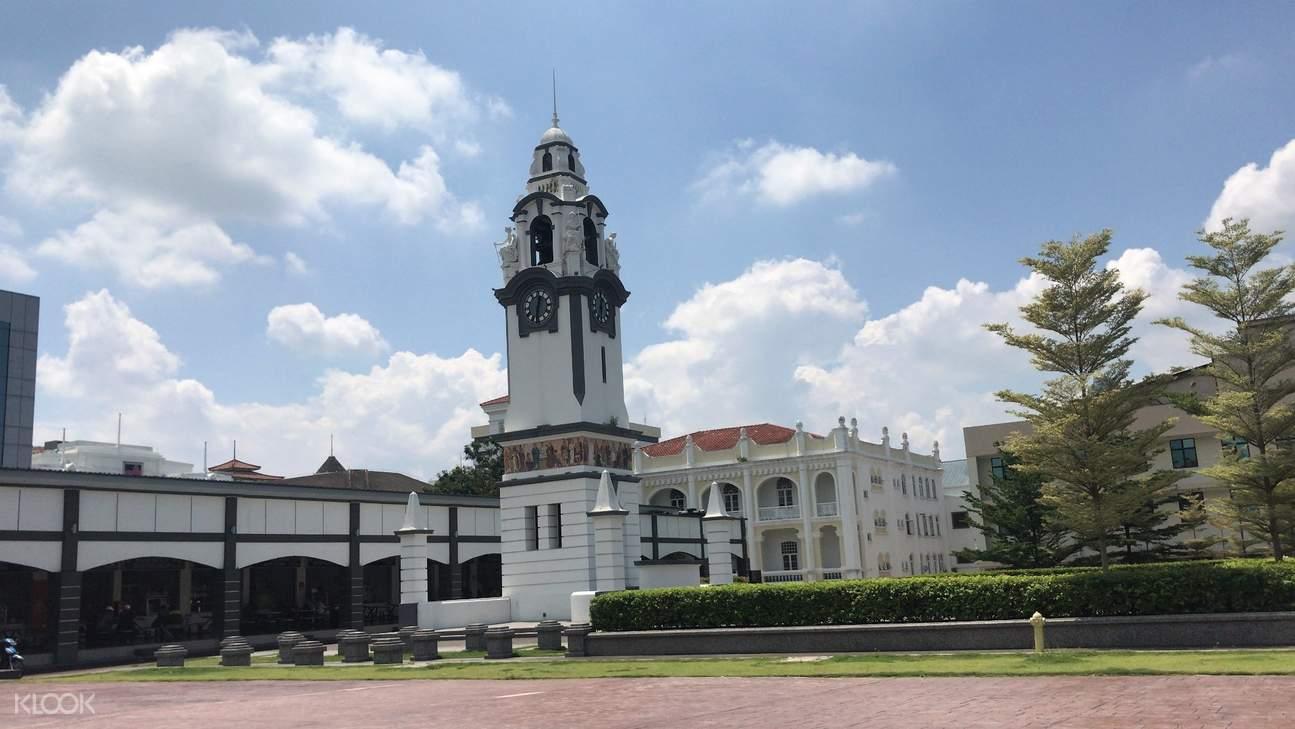 Birch Memorial Clock Tower 鐘塔
