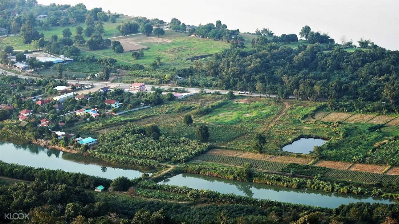 old villages in loei