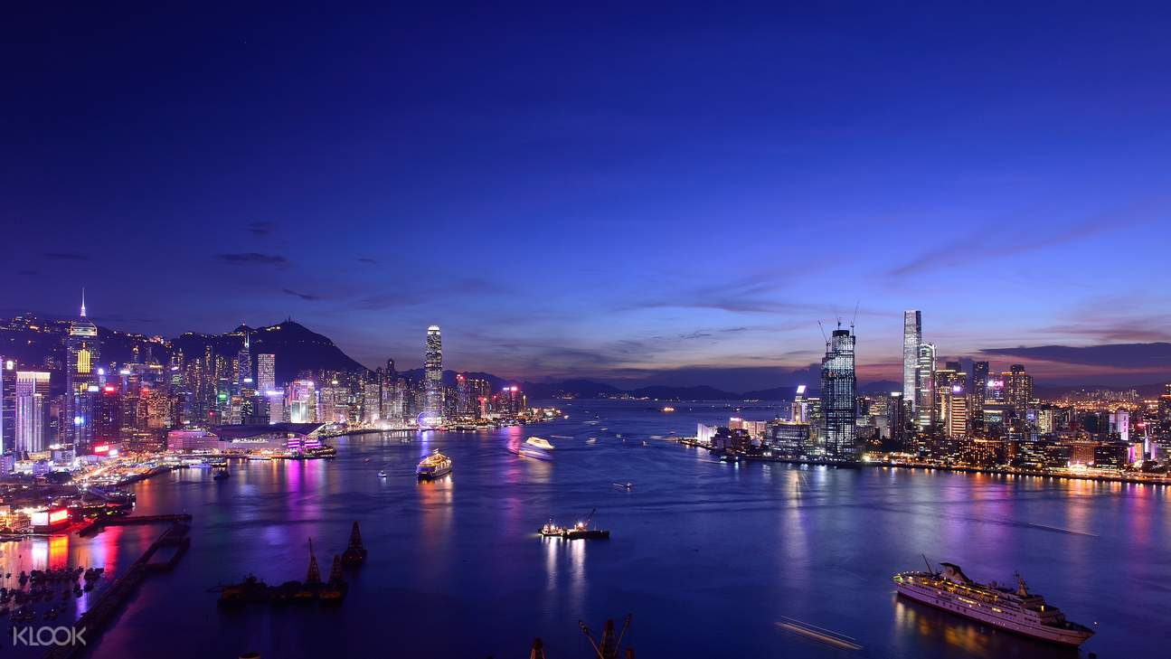 the Skyline Pavilion at Harbour Grand Hong Kong