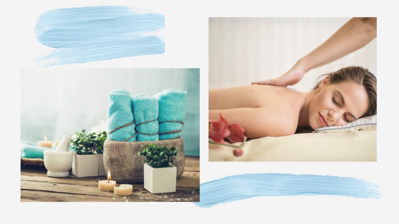 luxury spa in da nang