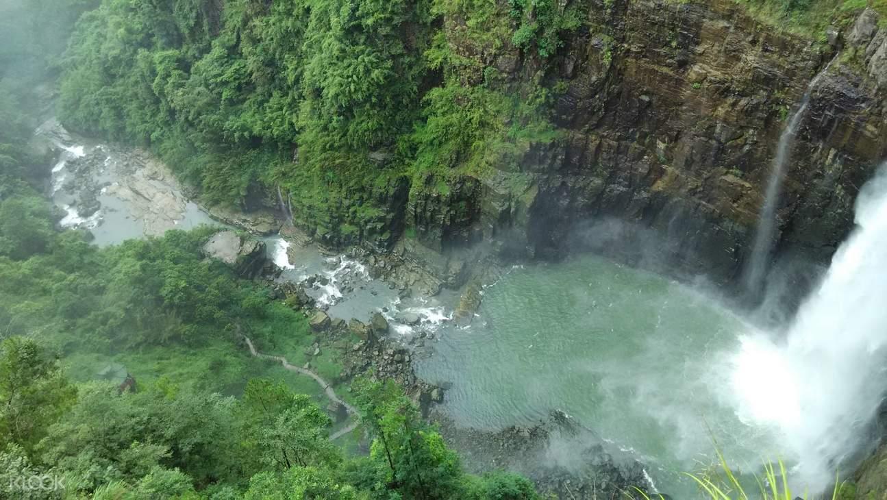 Niuyuzui Primitive Ecological Scenic Area