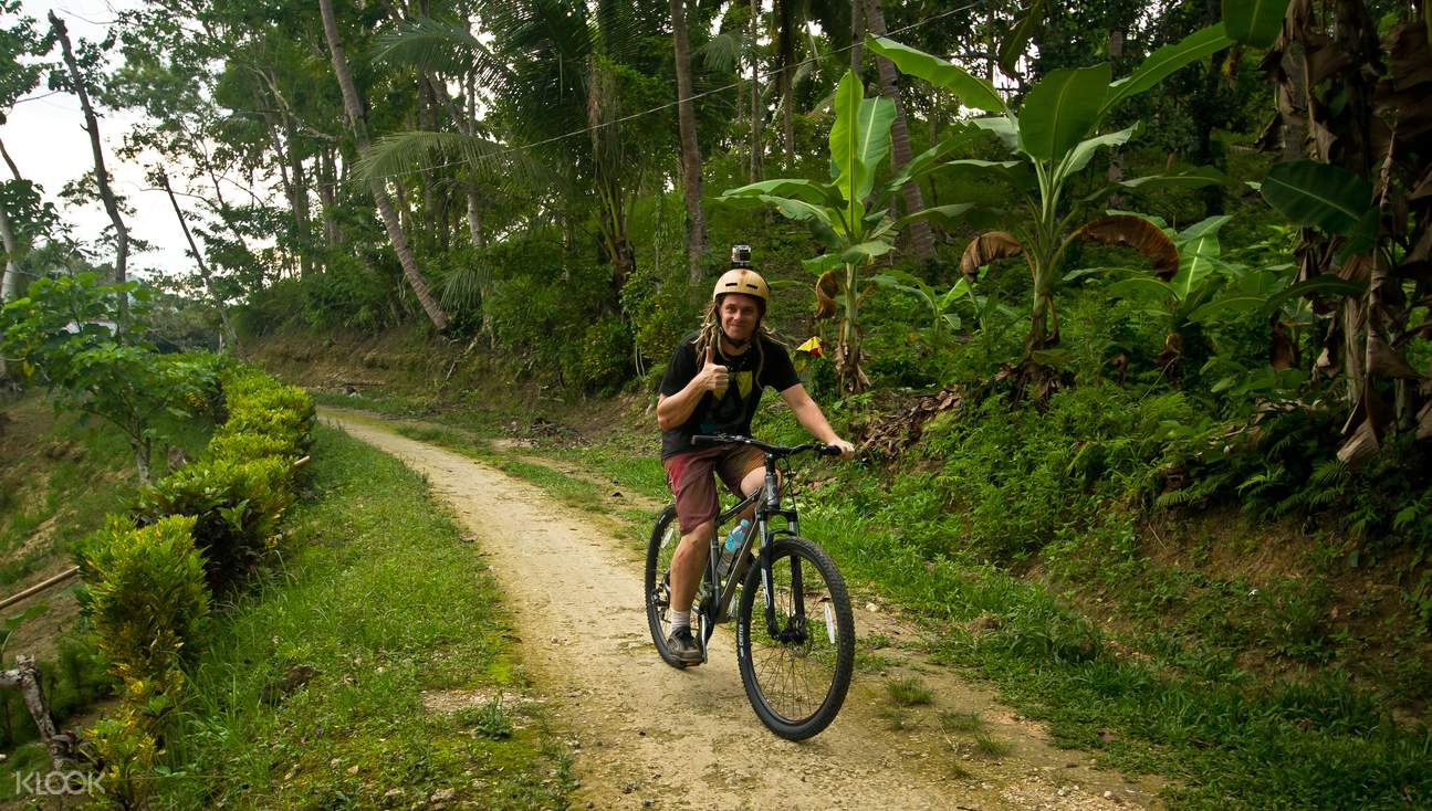 Mountain Bike Tour Loboc Bohol