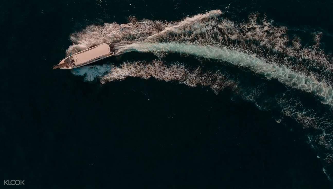 Southwest speedboat