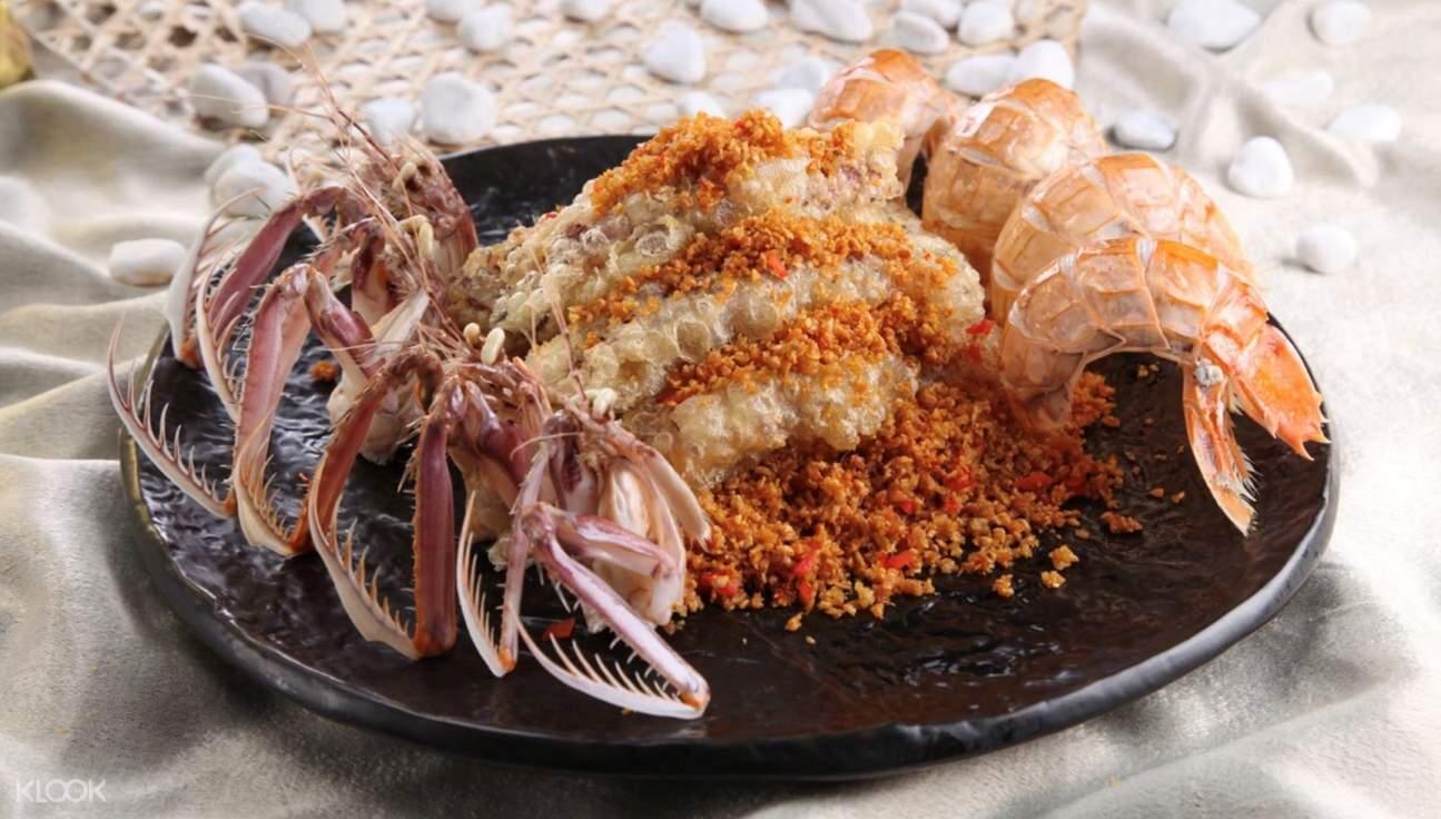 Spicy Crab Kingdom in Cheung Sha Wan