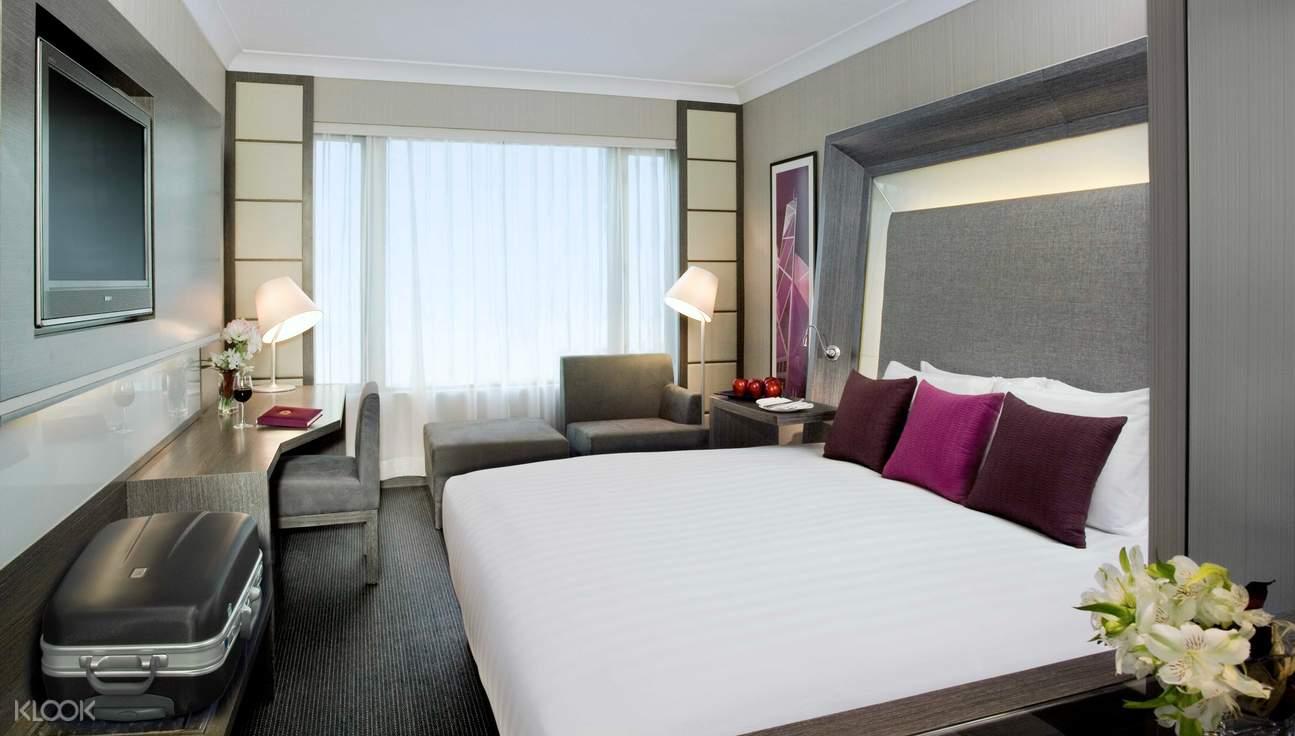 香港九龍諾富特酒店餐飲住宿優惠