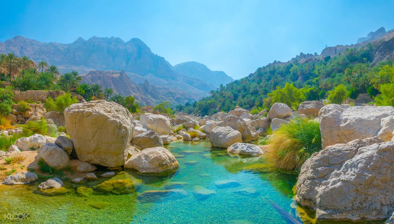wadi shab off road tour