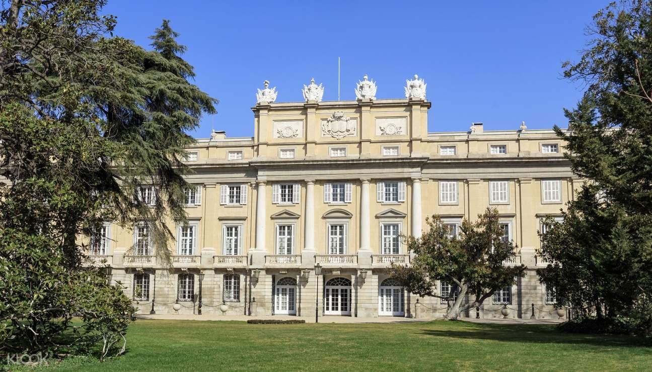 Palacio de Liria Exterior