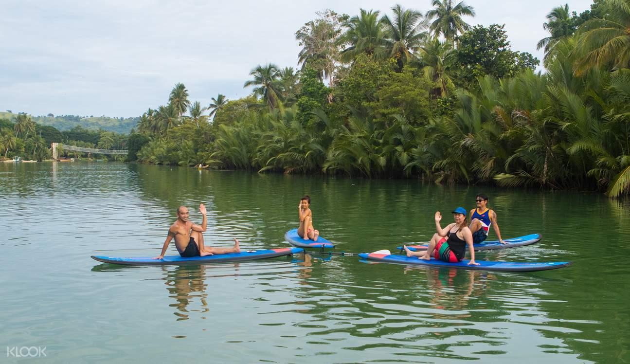 薄荷島瑜伽,薄荷島戶外瑜伽,薄荷島戶外,薄荷島水上瑜伽,薄荷島體驗