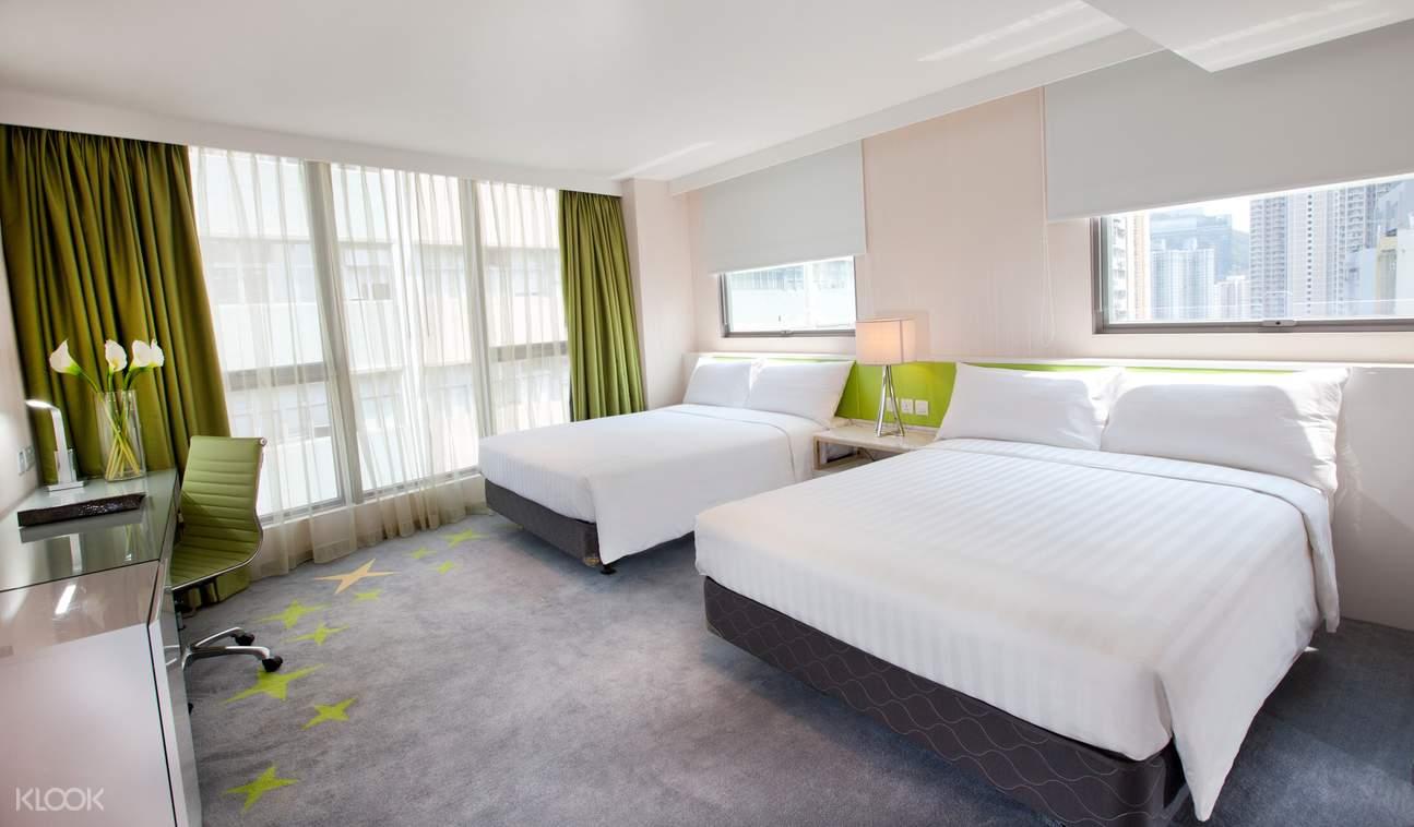 香港荃灣帝盛酒店