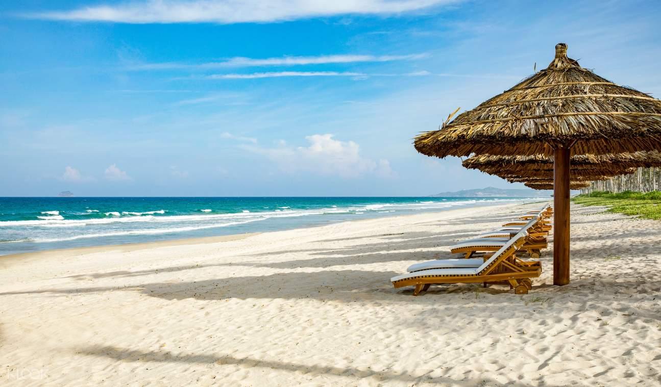 Bãi biển của resort