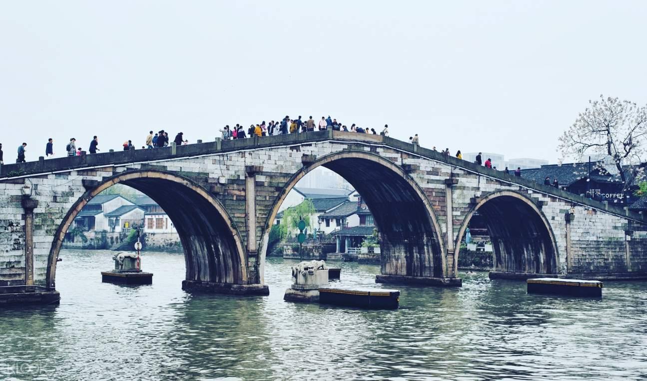 老杭州运河生活体验