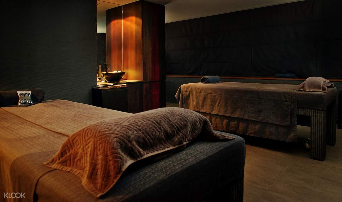 massage beds at thann sanctuary