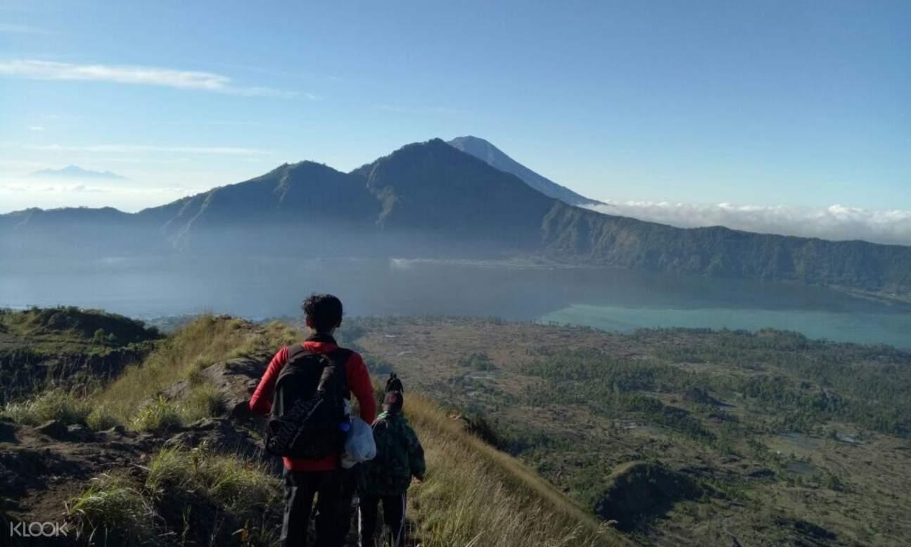 巴杜爾火山日出登山徒步