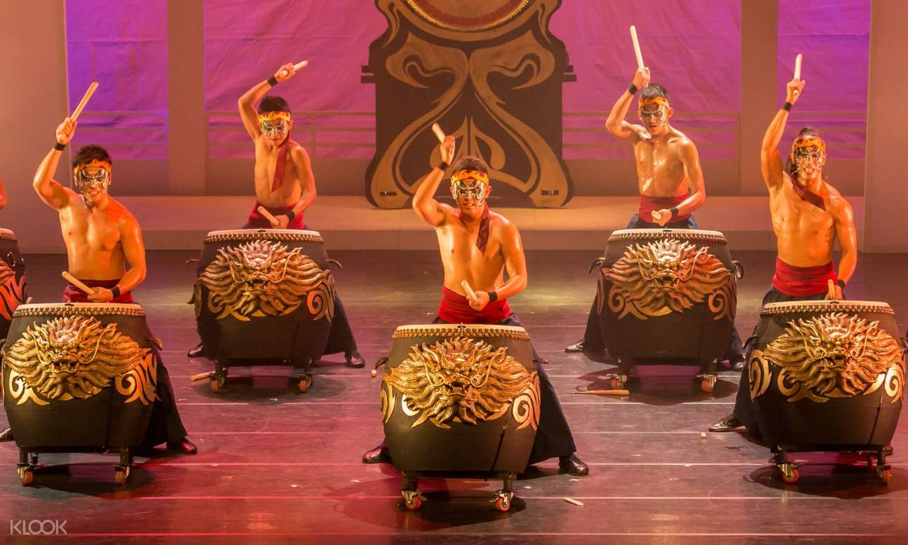 Chio-Tian Folk Drums & Art Troupe