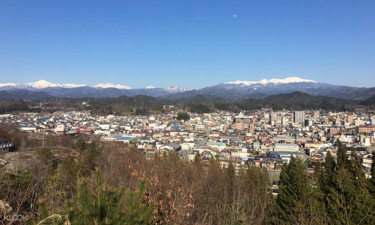 takayama walking tour