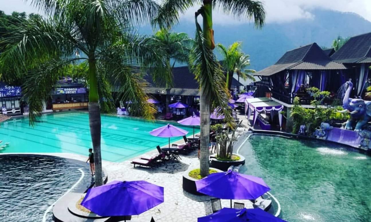 峇里島天然溫泉