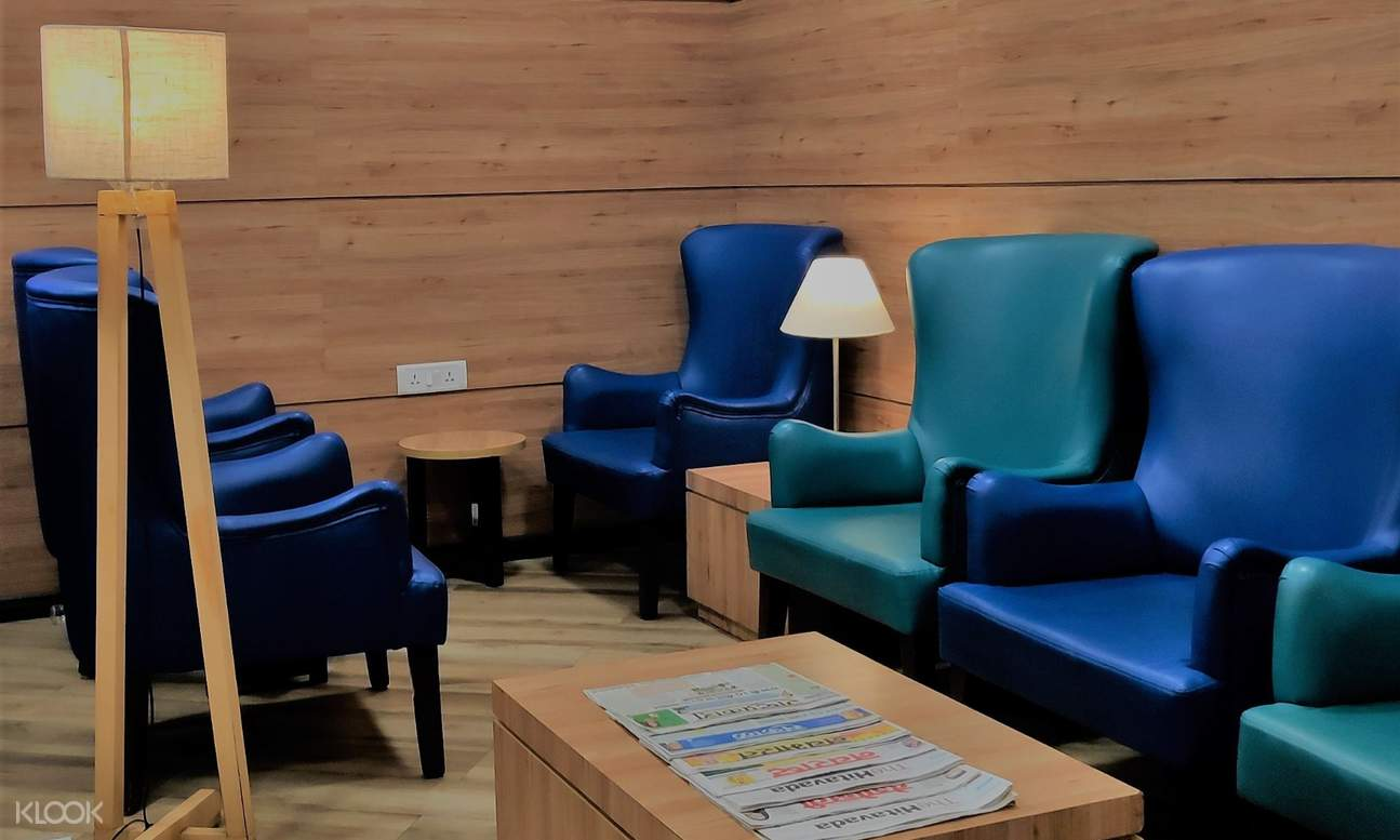 lounge area nagpur domestic airport