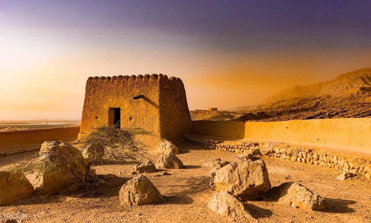 Al Dhayah Fort