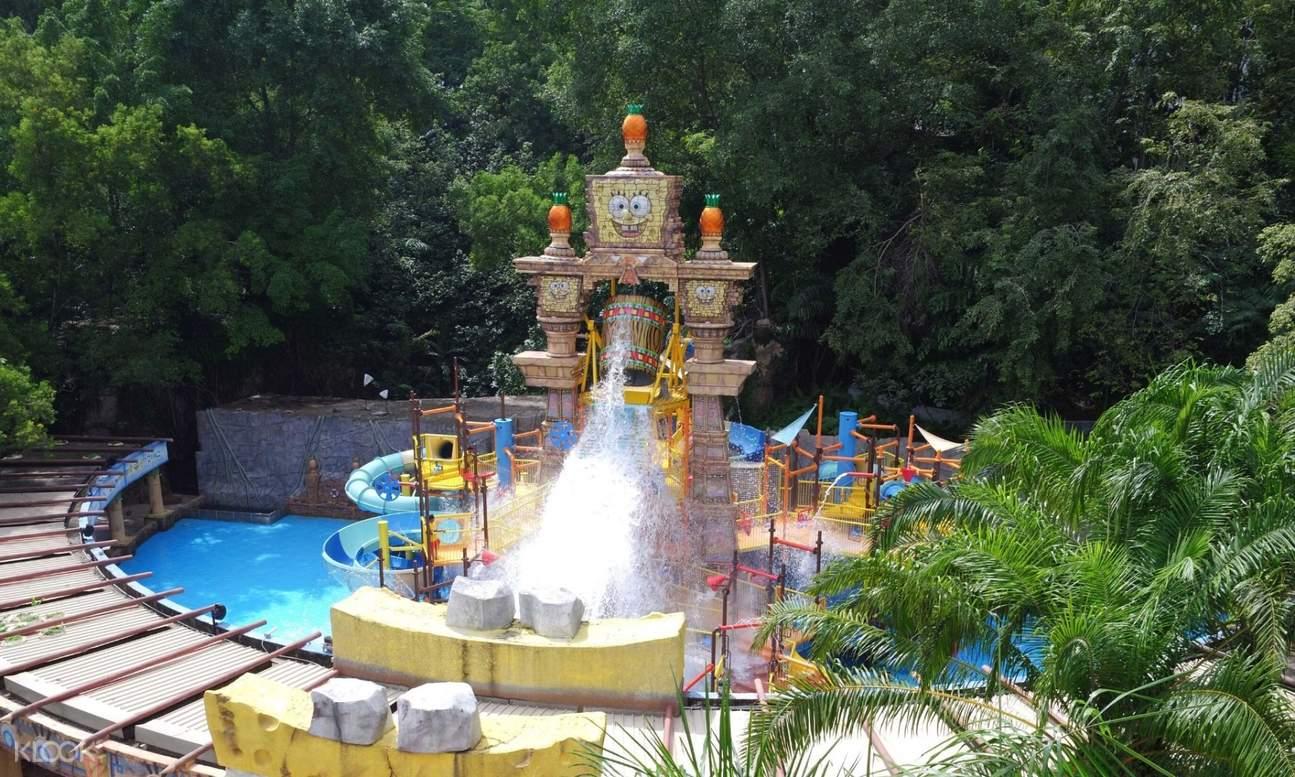Sunway Lagoon Nickelodeon's Lost Lagoon
