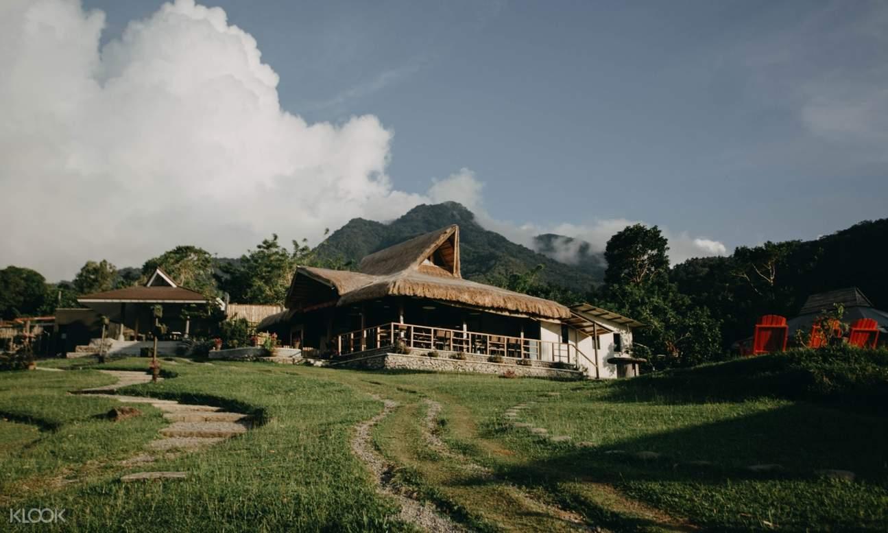 overview of ilaya highland resort