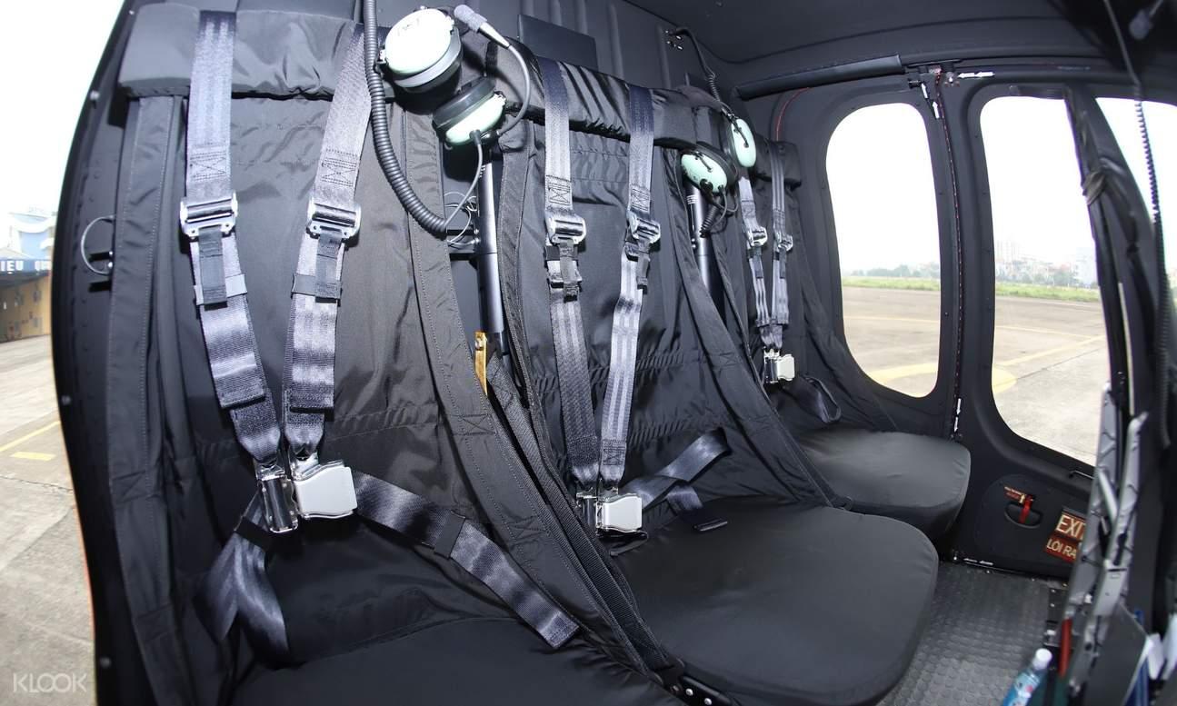 vietnam helicopter interior