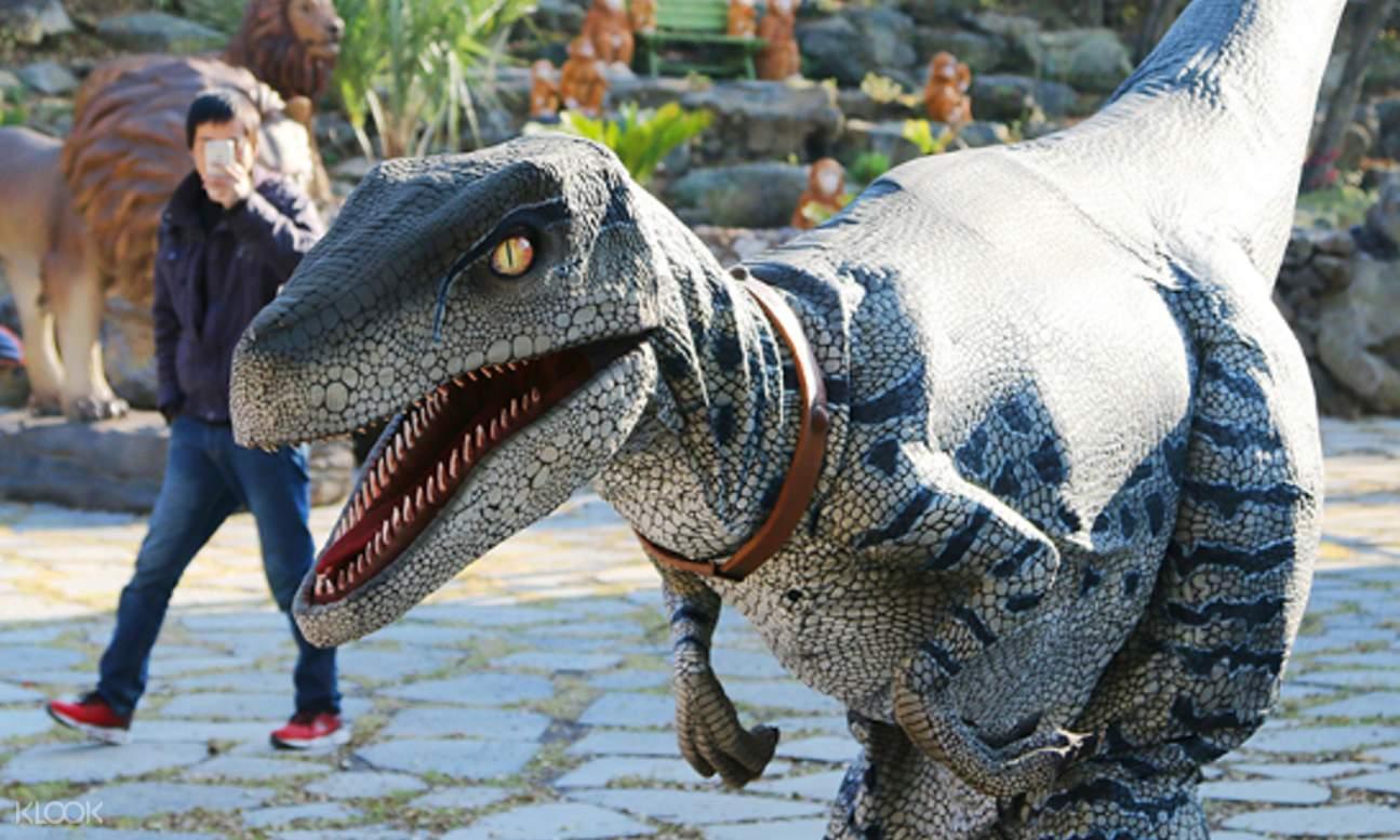 inanimate Tyrannosaurus