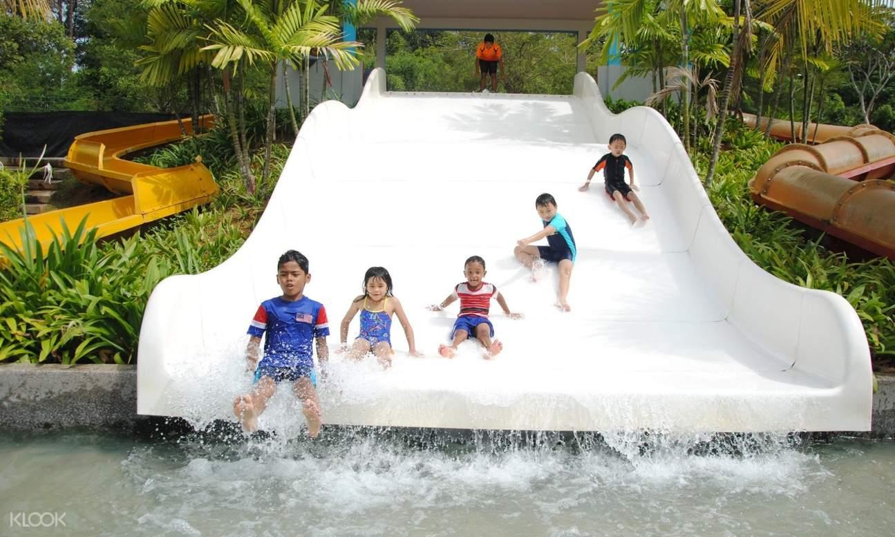 children on white slde
