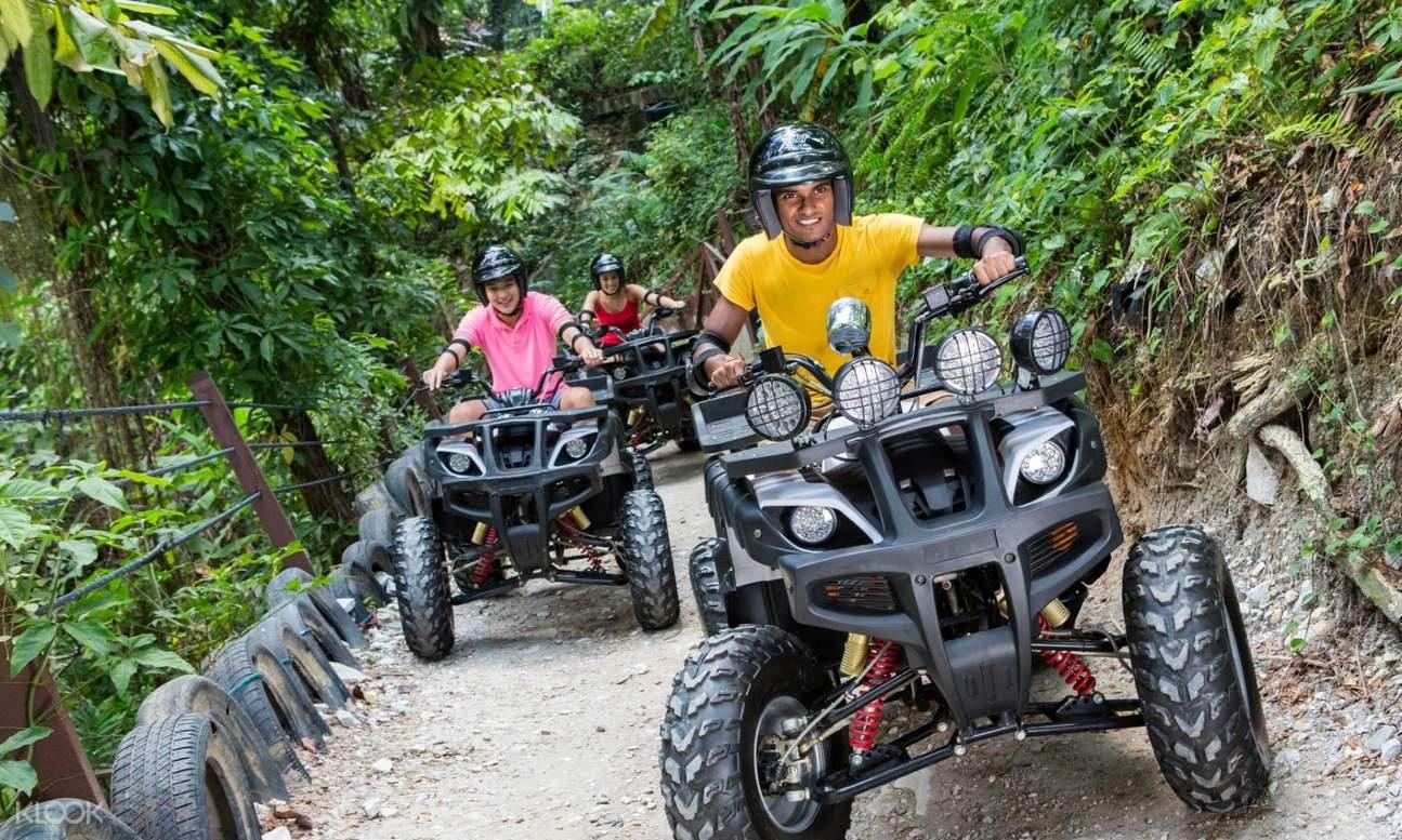 Sunway Lagoon ATV