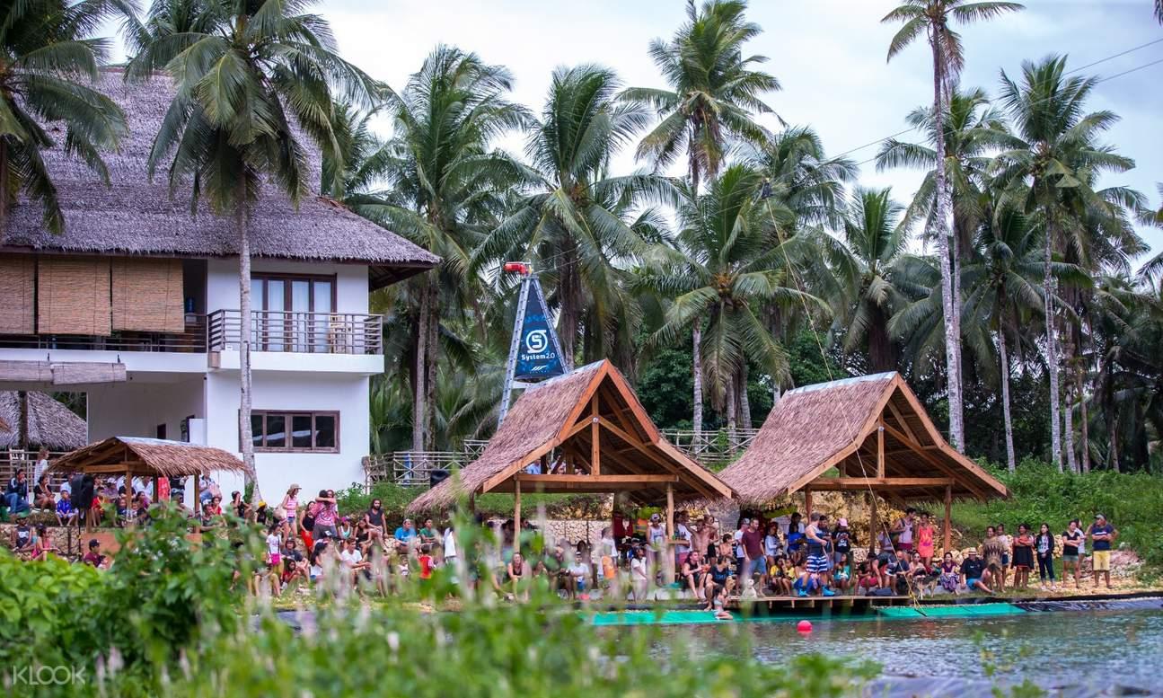 wakeboarding park
