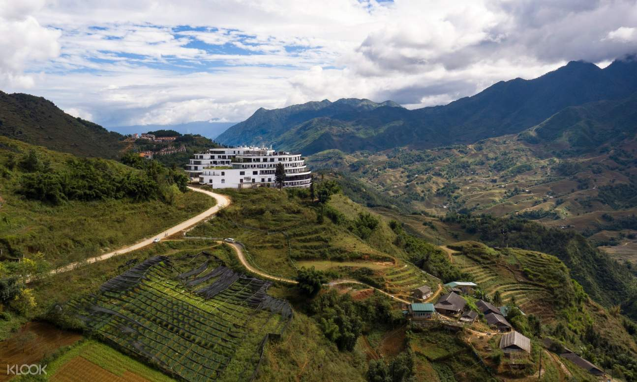 Ngắm nhìn vẻ đẹp của Sapa từ khách sạn Pao's Sapa Leisure Hote