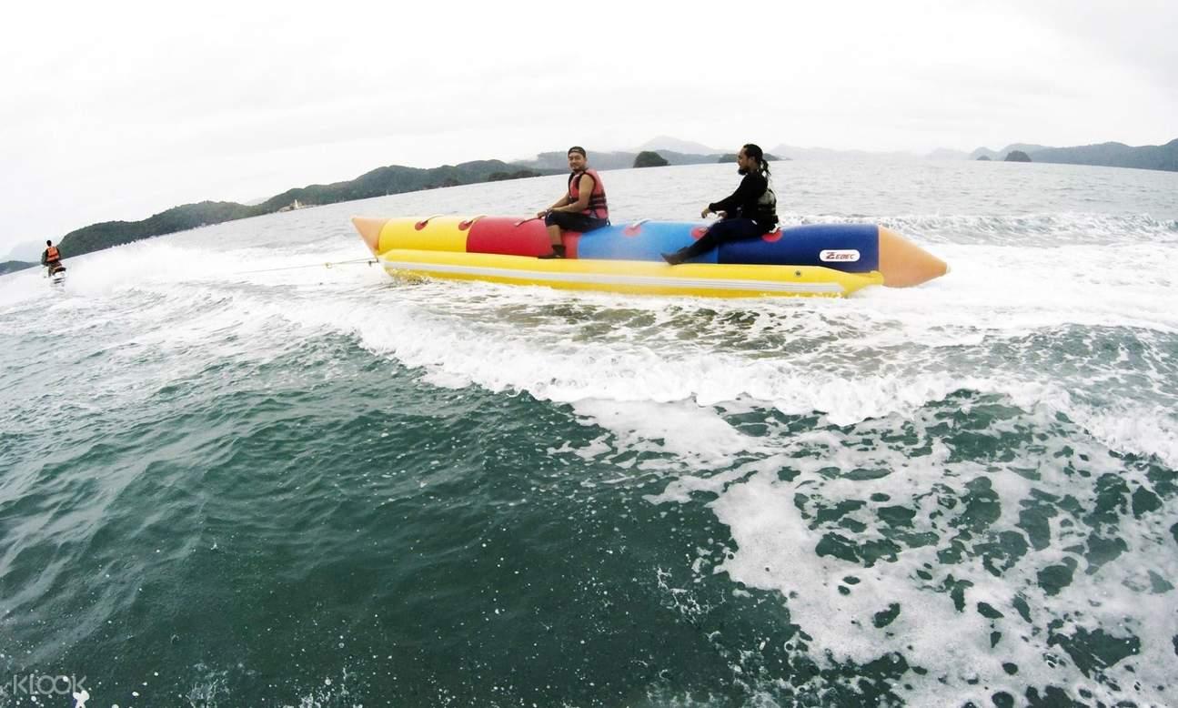 banana boat ride langkawi