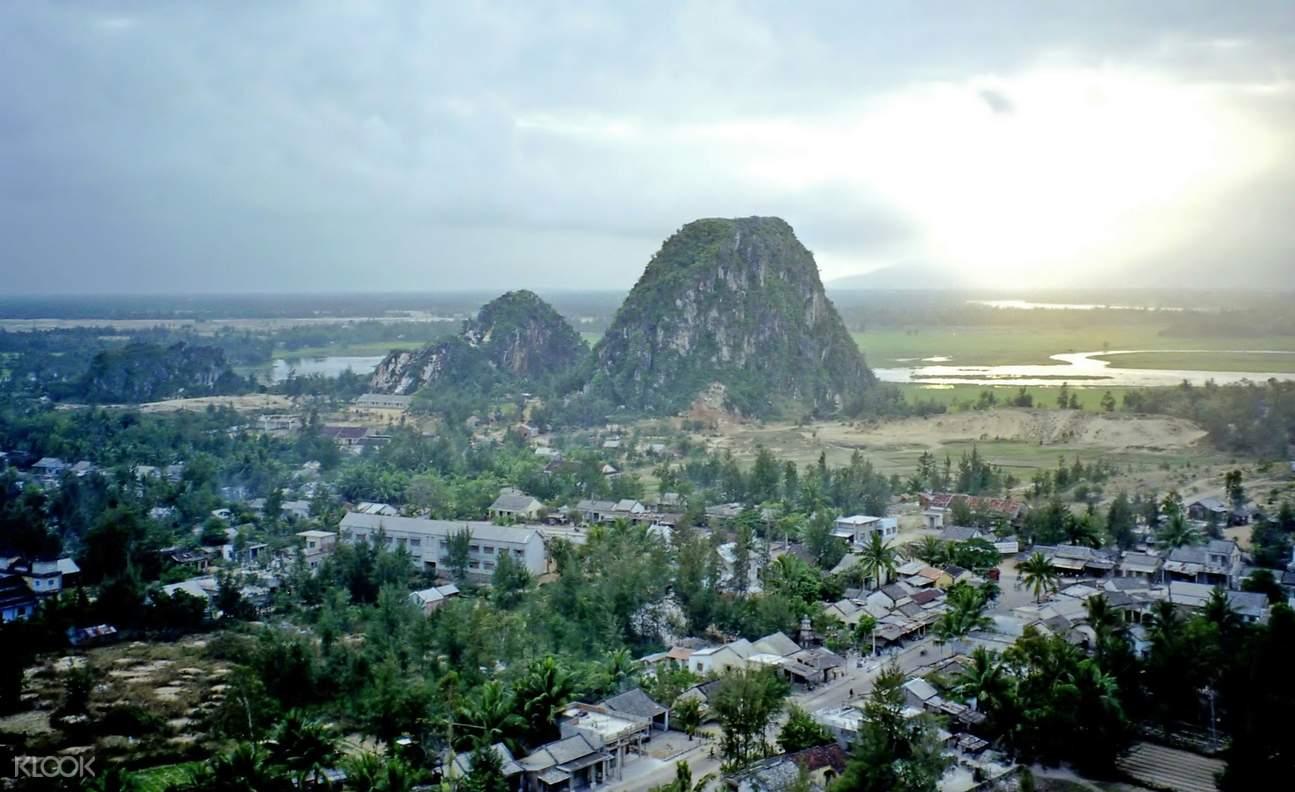 越南 岘港 五行山
