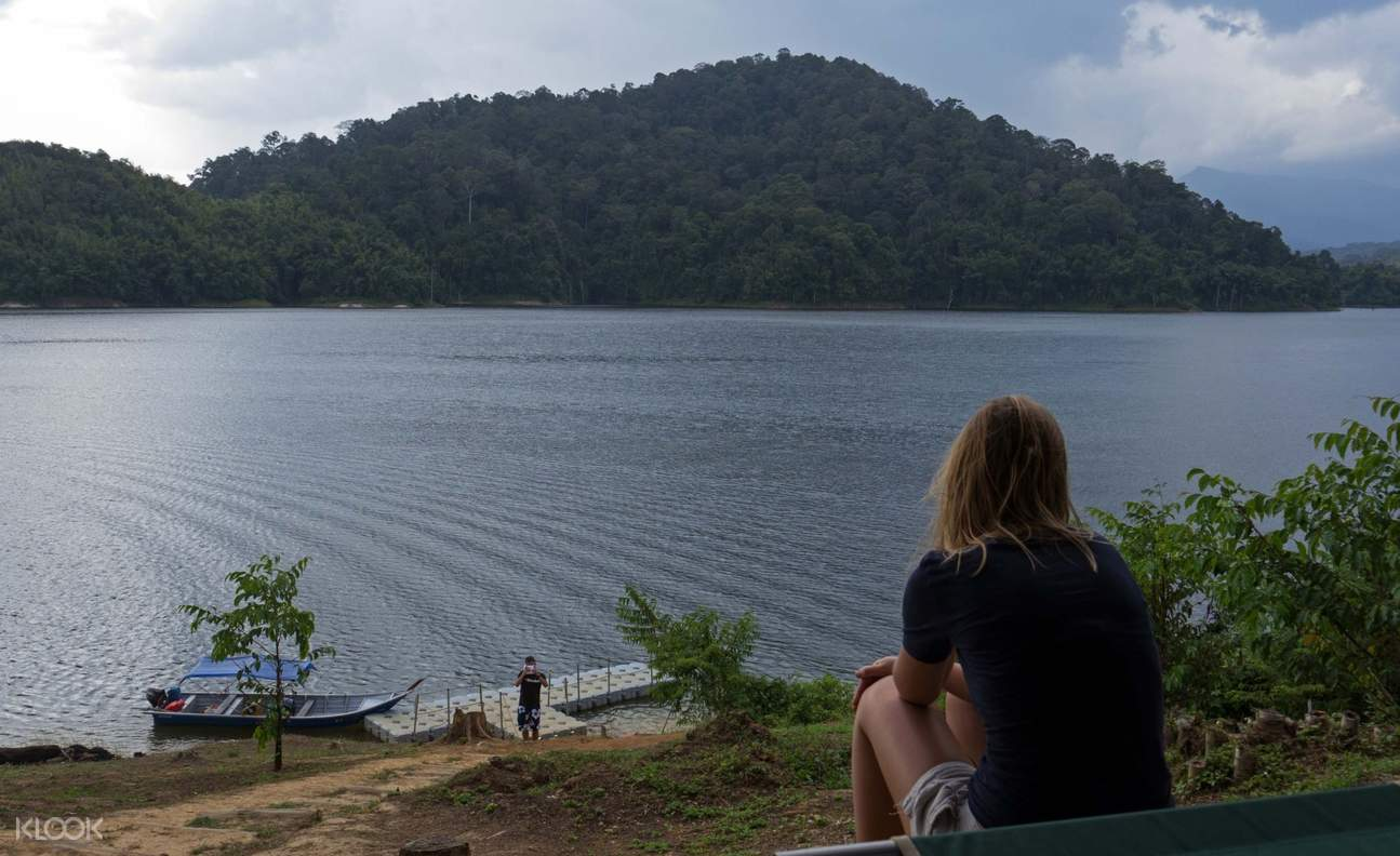 Sg Kooi Waterfall