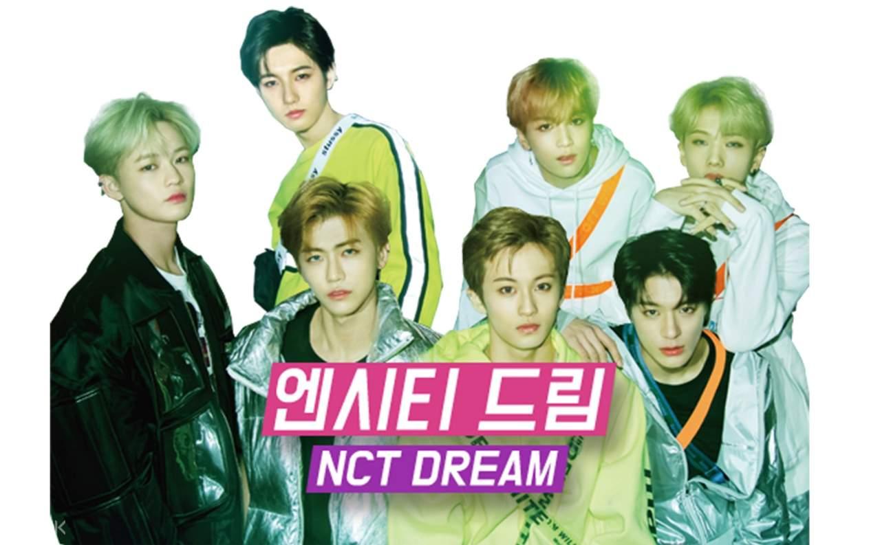 2018 釜山BOF闭幕式门票 NCT Dream