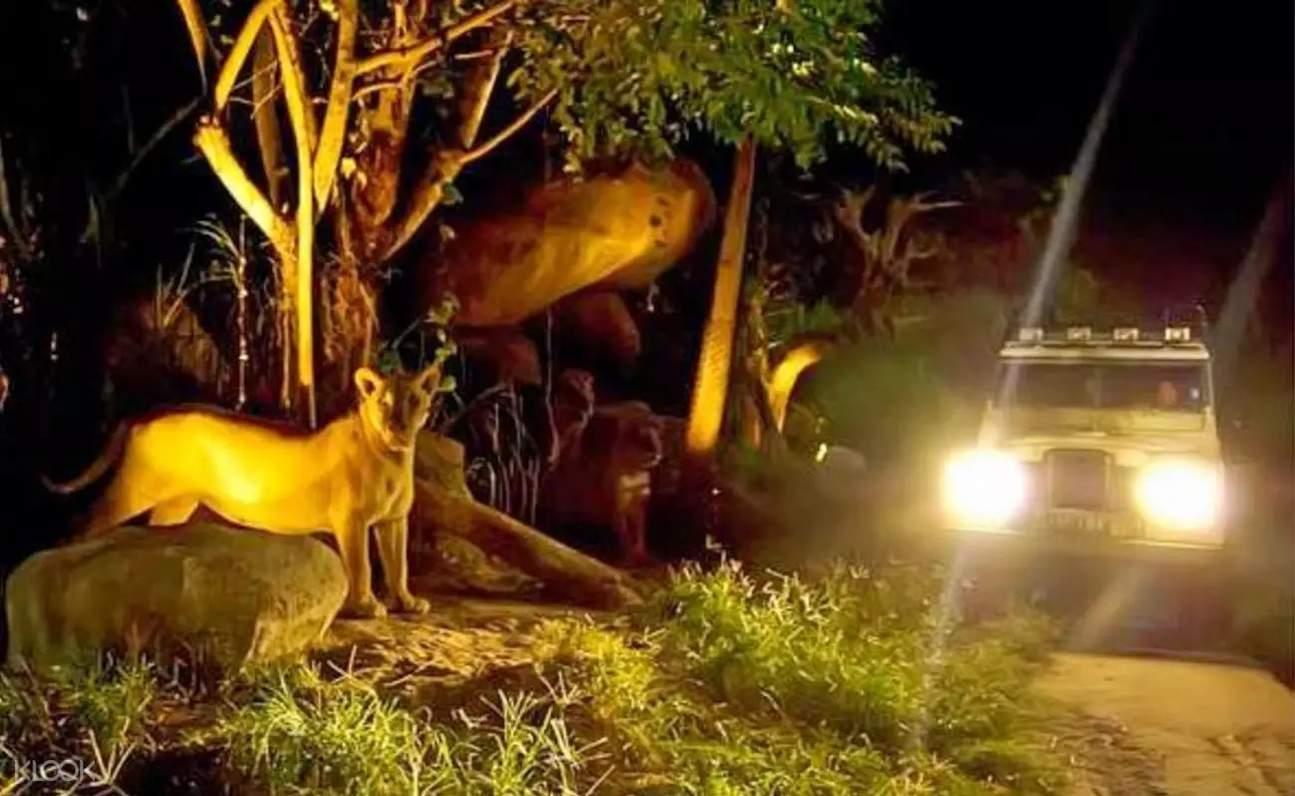 Chinnar野生动物保护区